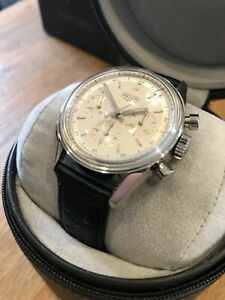 Tag Heuer Carrera 1964 re-edition CS3110 Chronograph Mint