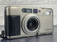 Contax Tvs Compact 35mm Film Camera Vario Sonnar 3.5-6.5/28-56 Carl Zeiss EXC+++