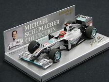 Minichamps Mercedes GP Petronas 2010 1:43 #3 M. Schumacher (GER) Showcar (JS)