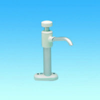 CATERING TRAILER WHALE V PUMP HAND OPERATED FRESH WATER TAP GP0650