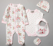 BRAND NEW BABY 5 PIECE  SET SIZE NEWBORN TO 3-6 MONTHS