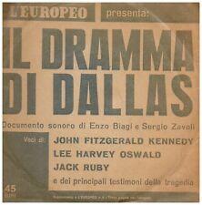 15689 - JOHN FITZGERALD KENNEDY,LEE HARVEY OSWALD,JACK RUBY- IL DRAMMA DI DALLAS