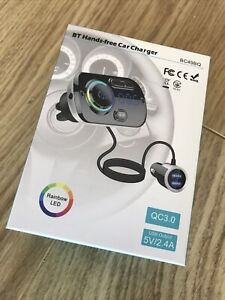 BT Hands-free Car Charger Brand New In Box