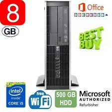 HP Elite ( Intel Core i5-2.6GHz, 8GB; 500GB) PC Desktop - Best Deals