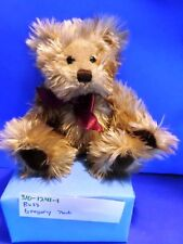 Russ Gregory Brown Bear with Red Bow(310-1241-1)