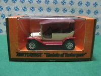 Vintage -  FORD Model T  1911             - Matchbox n° Y-1
