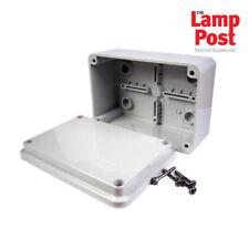 Outdoor Impermeabile ip56 adattabile box alloggiamento resistente alle intemperie 120 x 80 x 50mm