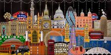 Limited edition signed/numbered digital print of original painting 'London'