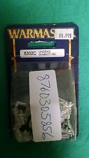 Undead Characters 8302C Warmaster OOP Blister Pack
