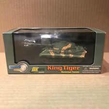 Dragon Armor - King Tiger sPzAbt 51 1 March 1945 #60100 1:72 Scale Model Tank