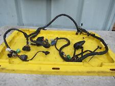 2001 suzuki bandit 600 gsf600s oem main engine wiring harness motor wire  loom