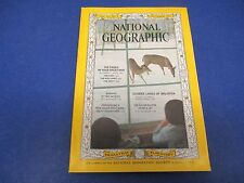 National Geographic Magazine , November 1963, Parks In Your Backyard, Malaysia
