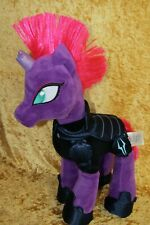"""Build A Bear My Little Pony TEMPEST SHADOW & ARMOUR OUTFIT ~ 17"""" Soft Plush Toy"""