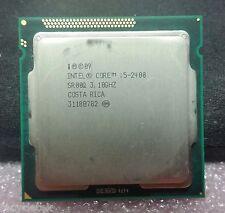 Intel i5-2400 (SR00Q) 3.10GHz/6MB /5GT/s/LGA1155 Processor Only