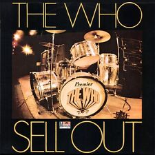 The Who Sell Out drum kit cover from Holland Poster