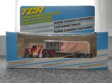 TCR CDF : rare SUPER CAMION container MK3 100% NEUF, scellé, en boîte !!!