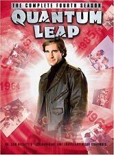 Quantum Leap ~ Complete Fourth Season 4 Four ~ Brand New 3-Disc Dvd Set
