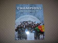 Champions une saison en or - Olympique de Marseille 2010