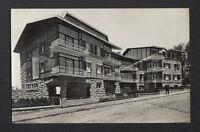 LEQUEITIO (ESPAGNE) HOTEL animé / HOSTAL DE LA IMPERATRIZ en 1963