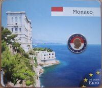 "MDS MONACO 2 EURO 2009 ""PRINCE ALBERT II"", COLORIERT"