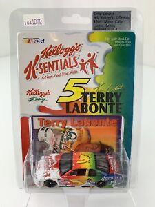 Terry Labonte Kellogg's K-Sentials 1/64 Nascar Die Cast New 1999 Monte Carlo