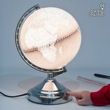 Leuchtglobus Tischlampe Globuslampe Standglobus Tischglobus Globus Lampe Touch