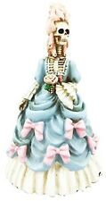 Day of The Dead Skeleton Dauphine Queen of France Figurine Marie Antoinette