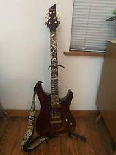 Schecter Diamond Series C-1 Electric Guitar Vine / Tree of Life Inlay - MINT