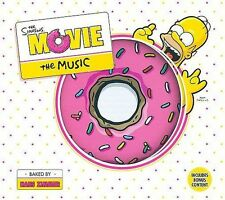 New: : The Simpsons Movie Soundtrack Audio CD