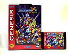 Rockman X3 for Sega Genesis/Mega Drive