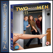 TWO AND A HALF MEN - COMPLETE SEASON 11  **BRAND NEW DVD **