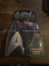 Star Trek Original Spock Action Figure Playmates Warp Collection 2009