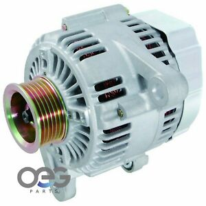 New Alternator For Jeep TJ L6 4.0L 01-06 56041565AB 121000-3820 121000-3821 941