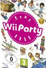 Nintendo wii party 80 Mini Game s allemand tout NEUF