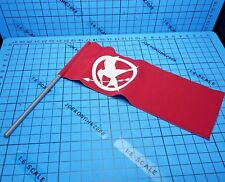Star Ace Toys 1:6 SA0035 The Hunger Games Mockingjay Figure - Red Flag
