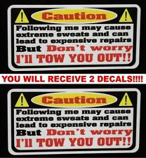 I'll Tow You Out!!!! Decal sticker Jeep Wrangler Cherokee Rubicon Liberty