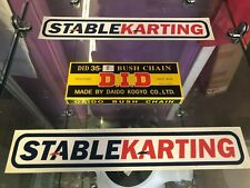 Go Kart - DID Chain 1mt Long 106   35 Pitch - NEW