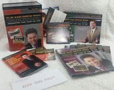 Armando Montelongo Flip and Grow Rich Real Estate Investment Course Vol 1-5 CDs