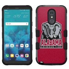 for LG Stylo 4 Armor Impact Hybrid Cover Case Alabama Crimson Tide #R