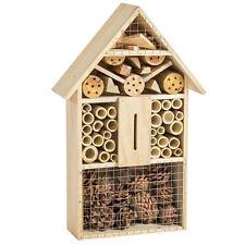 XXL Insektenhotel 48 cm groß Insektenhaus Nistkasten Insekten Bienen Brutkasten