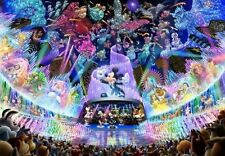 New 2000 piece jigsaw puzzle Disney Water Dream Concert (73x102cm) from Japan