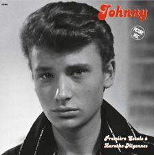 Johnny Hallyday - Premiere Escale à La Roche Migennes - 33t Picture Disc -CAT033