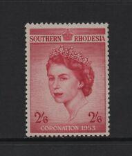 SOUTHERN RHODESIA 1953 QE2 CORONATION (SG77) *MNH*