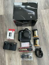 Canon Eos 1D X 18.1Mp Digital Slr Camera with Extra Battery
