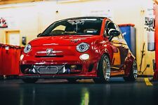 Fiat 500/Abarth Mas Speed flare kit wide body kit direct fit (Us&uk models)