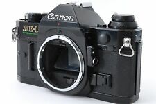 �Exc+】Canon Ae-1 Program 35mm Slr Film Camera Black Body from Japan #2426