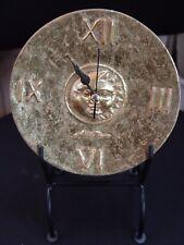 Seth Thomas Decorative Sun Clock #509