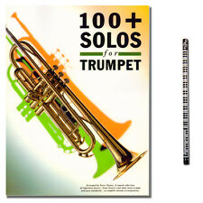 100 Plus Solos For Trumpet - Trompete Noten, Musikbl. - AM90026 - 9780711931060