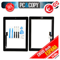 PANTALLA TACTIL PARA IPAD 4 NEGRA + HERRAMIENTAS DIGITALIZADOR GEN TOUCH SCREEN