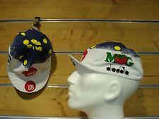 BICICLETTA da corsa CAP mg DIADORA Vintage Cycling Cap Retrò fixiecap mg DIADORA GB CAP